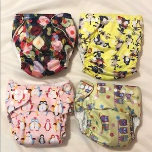 Cloth Diapers 🐑